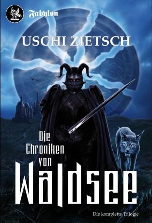 Die Chroniken von Waldsee von Uschi Zietsch, Cover mit freundlicher Genehmigung von Fabylon-Verlag