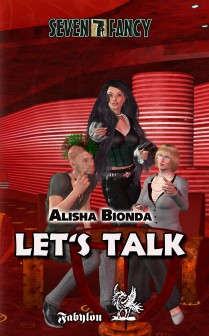 Lets talk Cover EBOOK